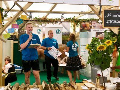Ich und mein Holz – KLJB Augsburg auf der Allgäuer Festwoche