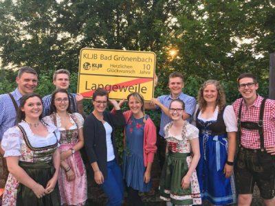 10 Jahre KLJB Bad Grönenbach – da wird gefeiert!