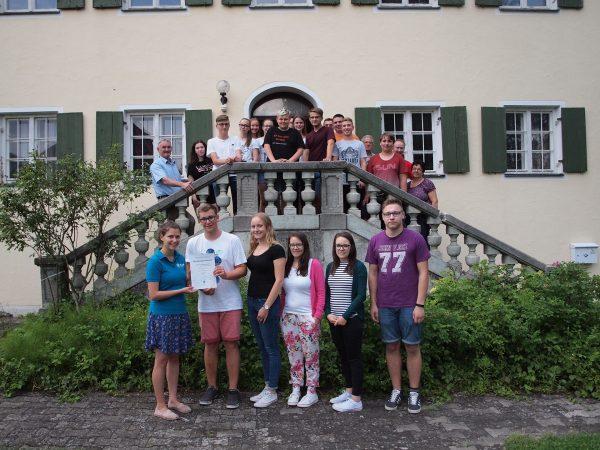 Die Ortsgruppe Donaumünster-Erlingshofen
