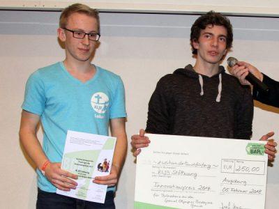 KLJB Stöttwang gewinnt Innovationspreis