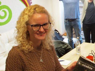 Katharina – kontakte-Sprecherin
