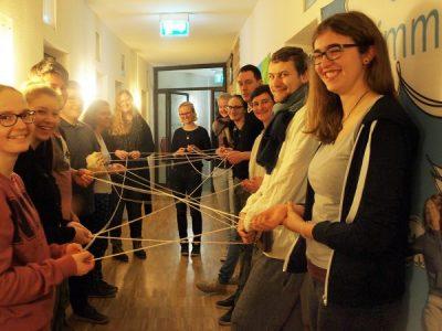 Ritter der Kreisrunde – Voll vernetzt!