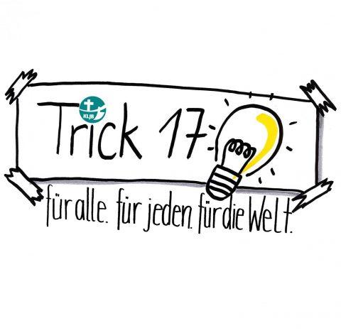 Trick 17 für alle für jeden für die Welt quadrat