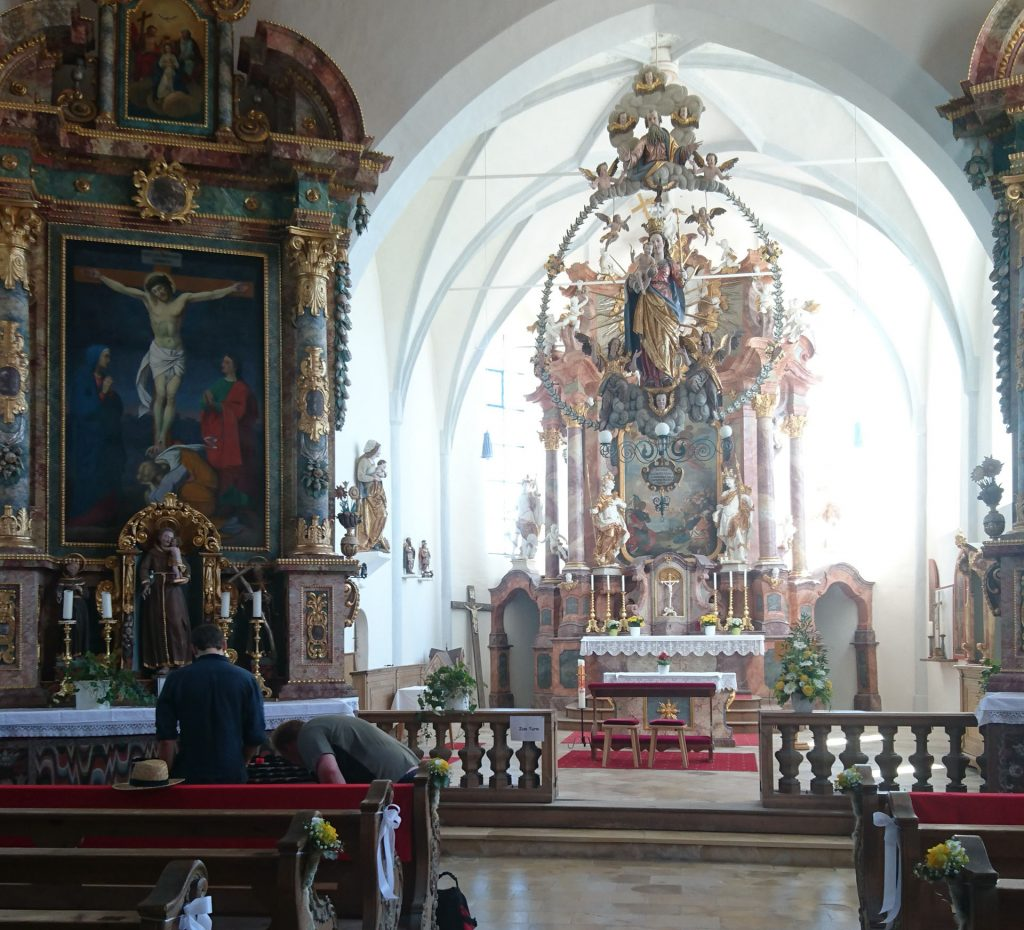 St. Georg auf dem Auerberg