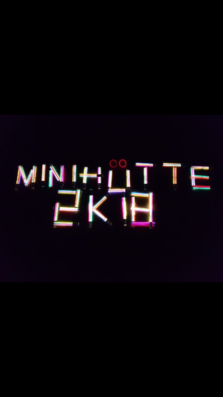 Minihütte 2018